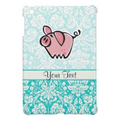 Pig; Cute Ipad Mini Cover at Zazzle