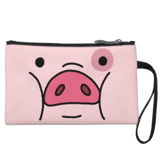 Pig Dance Party! Mini Clutch