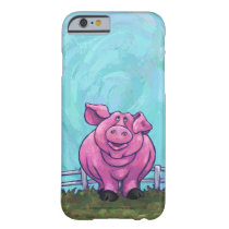 Pig Electronics Barely There iPhone 6 Case