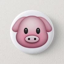 Pig Emoji Button
