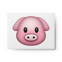 Pig - Emoji Envelope