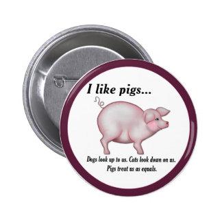 Pig Equality Pin