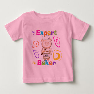 Pig Expert Baker Tshirts and Gifts