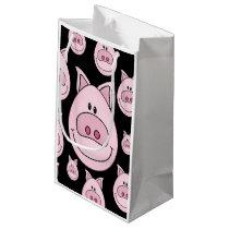 Pig Face Gift Bag