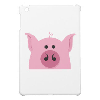 Pig Face iPad Mini Covers