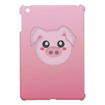 Pig Face iPad Mini Cover