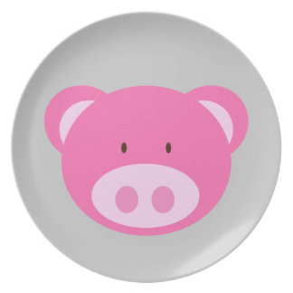 Pig Face Plate