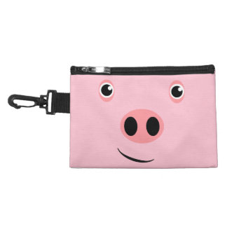 Pig Faced Accessory Bags