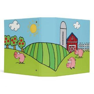Pig Farm binder