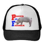 Pig Farmer Mesh Hats