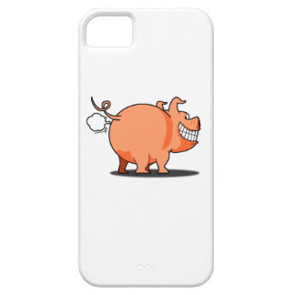 Pig Fart iPhone 5/5s Case