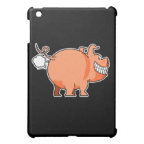 Pig Fart Mini iPad Case