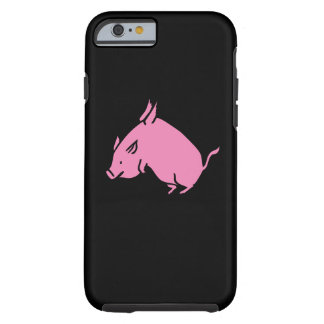 Pig fly tough iPhone 6 case