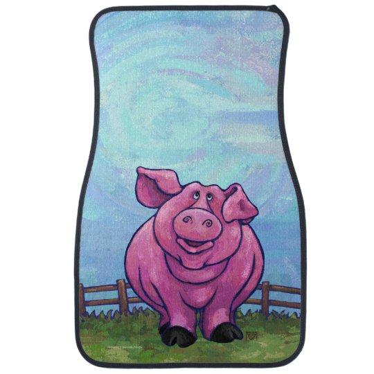 Pig Gifts & Accessories Car Mat   Zazzle.com