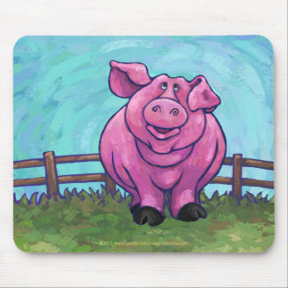 Pig Gifts & Accessories Mouse Pad