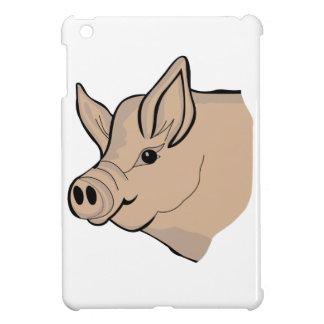 Pig Head Cover For The iPad Mini
