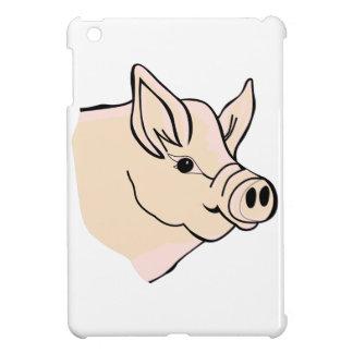 Pig Head iPad Mini Cover