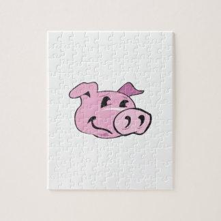PIG HEAD PUZZLE