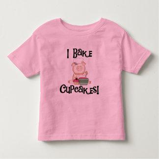Pig I Bake Cupcakes Tshirts and Gifts