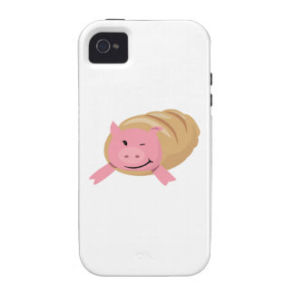 Pig In A Blanket iPhone 4 Case