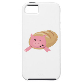 Pig In A Blanket iPhone 5 Covers