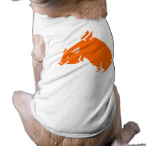Pig in Space Pet Clothing