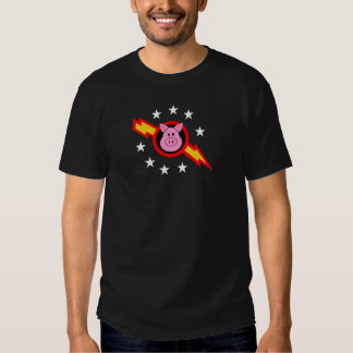 pig in space t shirt