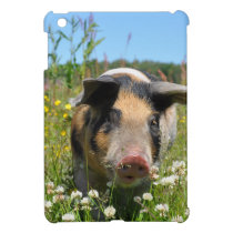 Pig in the Nature Case For The iPad Mini