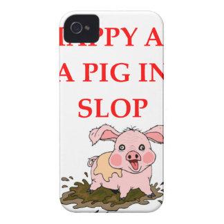 PIG iPhone 4 Case-Mate CASE