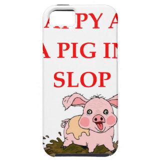 PIG iPhone SE/5/5s CASE