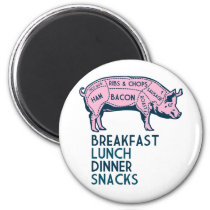 Pig, It's All Good! Magnet