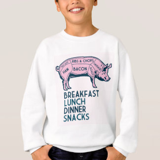 Pig, It's All Good! Sweatshirt
