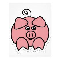 pig letterhead