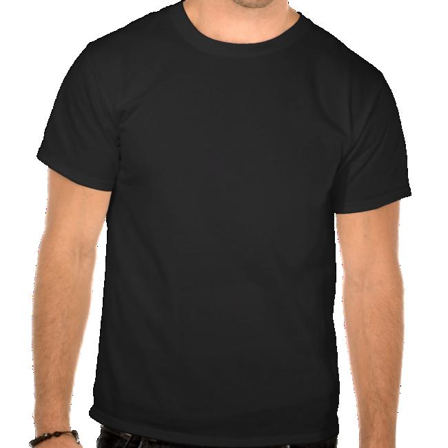 Pig Mandala T-shirt front