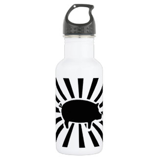 PIG ME - Rays of Pig Water Bottle