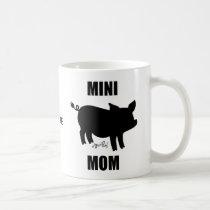 Pig Mom Coffee Mug by @ZivaPig