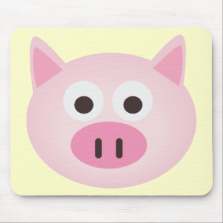 Pig Mouse Pad