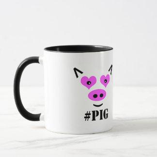 #Pig Mug