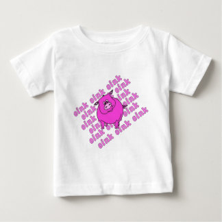 Pig Oink Baby T-Shirt