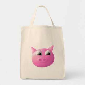 Pig Organic Grocery Tote