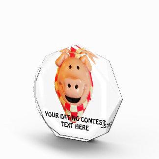 Pig Out Hog Wild Eating Award