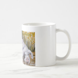 Pig Out Mug with 'Walter and Iris'