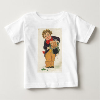 pig out of hat baby T-Shirt