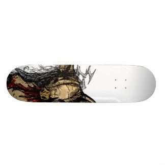 Pig Out Skateboard Deck