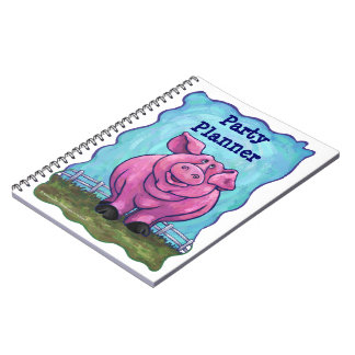 Pig Party Center Journal