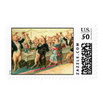 Pig Party Postage