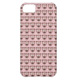 Pig Pattern Case For iPhone 5C