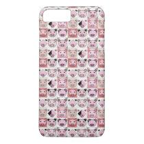 Pig Pattern Design iPhone 8 Plus/7 Plus Case