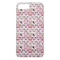 Pig Pattern Design iPhone 8 Plus/7 Plus Case