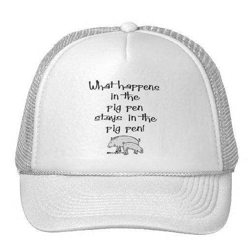 Pig Pen Hats